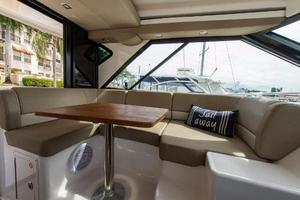 42' Regal 42 Sport Coupe 2013 Helm Deck Seating/Dining