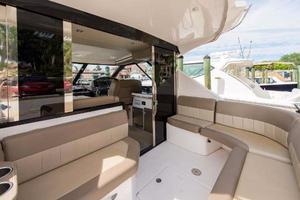 42' Regal 42 Sport Coupe 2013 Cockpit
