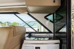 42' Regal 42 Sport Coupe 2013 Helm Deck Grill Area
