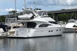 59' Marquis Flybridge Motor Yacht 2004 Starboard Aft Quarter