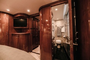 59' Marquis Flybridge Motor Yacht 2004 MSR Head