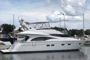 59' Marquis Flybridge Motor Yacht 2004 Starboard