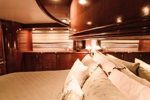 59' Marquis Flybridge Motor Yacht 2004 Master Stateroom