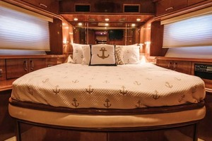 59' Marquis Flybridge Motor Yacht 2004 VIP Stateroom