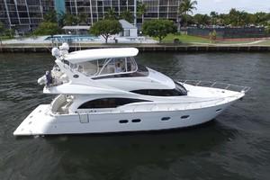 59' Marquis Flybridge Motor Yacht 2004 Profile