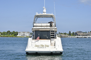 51' Sea Ray 51 Flybridge  2014 Transom