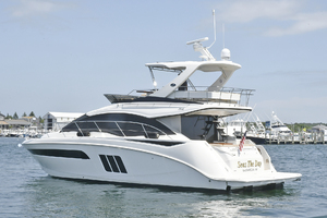51' Sea Ray 51 Flybridge  2014 Port Side Stern