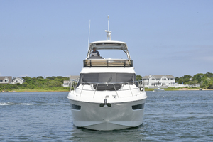 51' Sea Ray 51 Flybridge  2014 Bow