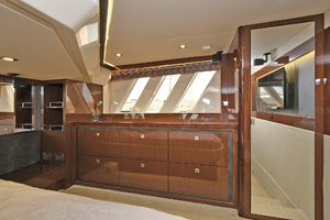 51' Sea Ray 51 Flybridge  2014 Master Stateroom