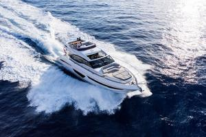 65' Princess Yachts International S65 2017 2017PrincessS65NAMASTEForSale