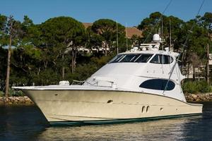photo of Hatteras 77 Convertible -