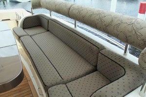 62' Neptunus Cruiser 2004 Aft Deck Seating
