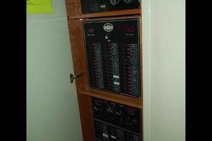 62' Neptunus Cruiser 2004 Companionway Electric Panel