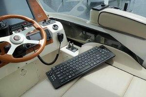62' Neptunus Cruiser 2004 Keyboard for PC Nav