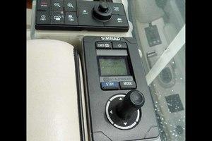 62' Neptunus Cruiser 2004 Stidd Helm Seat Controls