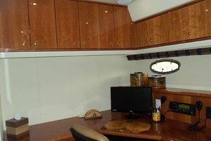 62' Neptunus Cruiser 2004 Starboard Side Office