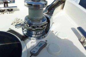 62' Neptunus Cruiser 2004 Oversized Windlass