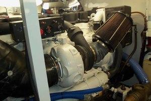 62' Neptunus Cruiser 2004 Port Engine