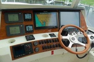 62' Neptunus Cruiser 2004 Flybridge Helm