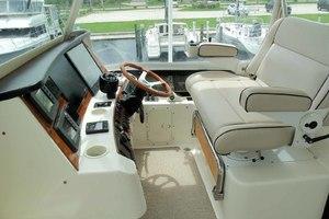 62' Neptunus Cruiser 2004 Flybridge Helm Area