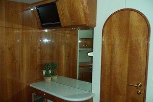 62' Neptunus Cruiser 2004 VIP Looking Aft