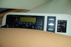 62' Neptunus Cruiser 2004 Lower Helm Electronics