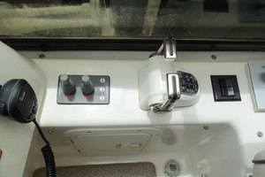 62' Neptunus Cruiser 2004 Starboard Side Controls