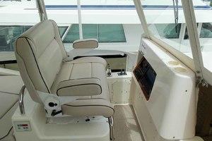 62' Neptunus Cruiser 2004 Port Helm Area