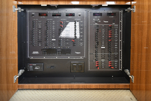 52' Viking 52 Convertible 2006 Control Panel