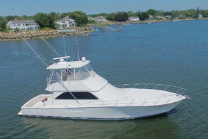 52' Viking 52 Convertible 2006 StarboardSide