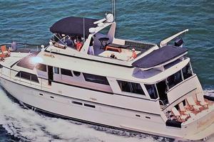 63' Hatteras  1987