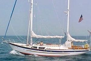 61' Irwin Cutter-ketch 1977