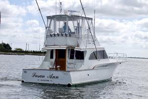 47' Buddy Davis 47 Sportfish 1991 Starboard Aft View