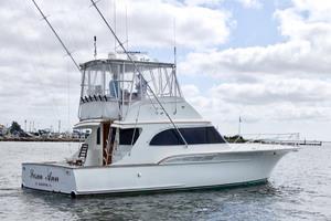 47' Buddy Davis 47 Sportfish 1991 Starboard
