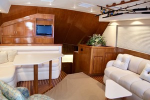 47' Buddy Davis 47 Sportfish 1991 Salon