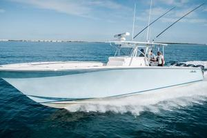 45' Seahunter 45 2015 Port Profile