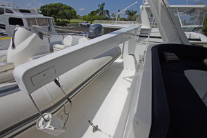 58' Offshore Yachts  1997 Dinghy Lift