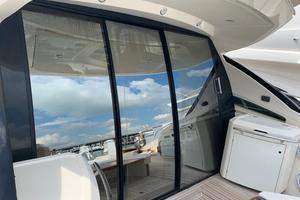 58' Azimut Atlantis 58 Cockpit Door 2013