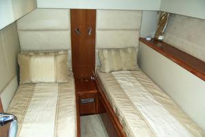 53' Sunseeker Portofino 53 2006 Port aft cabin looking aft
