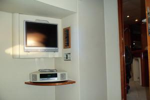53' Sunseeker Portofino 53 2006  Stbd aft cabin looking fwd
