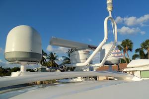 53' Sunseeker Portofino 53 2006 Arch equipment