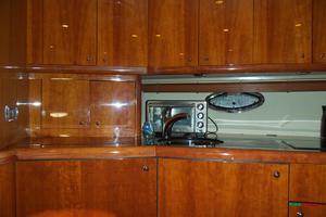 53' Sunseeker Portofino 53 2006 Galley