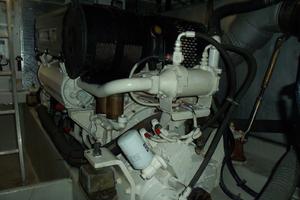 53' Sunseeker Portofino 53 2006 Stbd engine