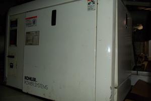 53' Sunseeker Portofino 53 2006 Generator