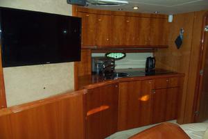 53' Sunseeker Portofino 53 2006 Port side galley