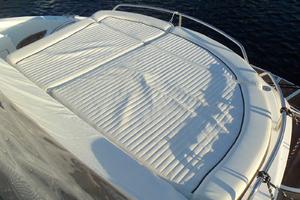 53' Sunseeker Portofino 53 2006 Aft sunpad