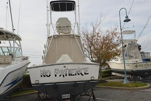 No Patience is a Albemarle 275 Express Yacht For Sale in Ocean City--3