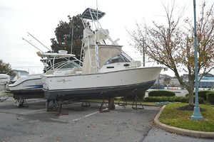 No Patience is a Albemarle 275 Express Yacht For Sale in Ocean City--0