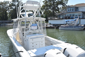 Outta Line is a Regulator 31 Yacht For Sale in Virginia Beach--72