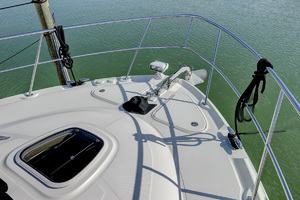 52' Sea Ray 52 Sedan Bridge 2007 Bow